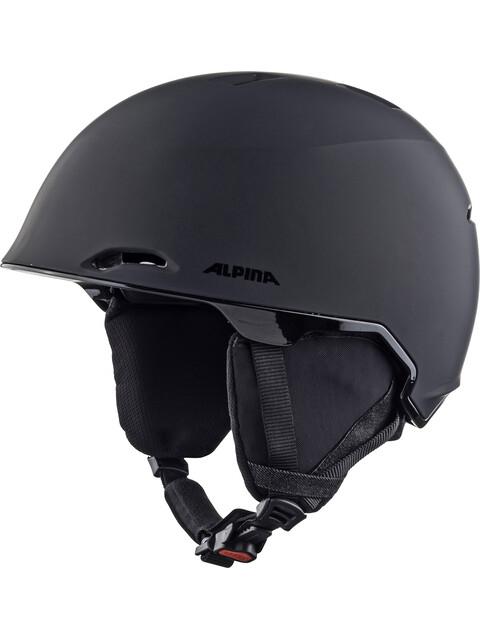 Alpina Maroi - Casco de bicicleta - negro